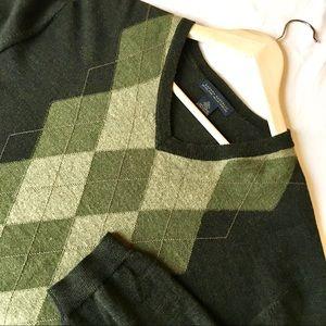 🍀{Banana Republic} Italian Xtra Fine Merino Wool